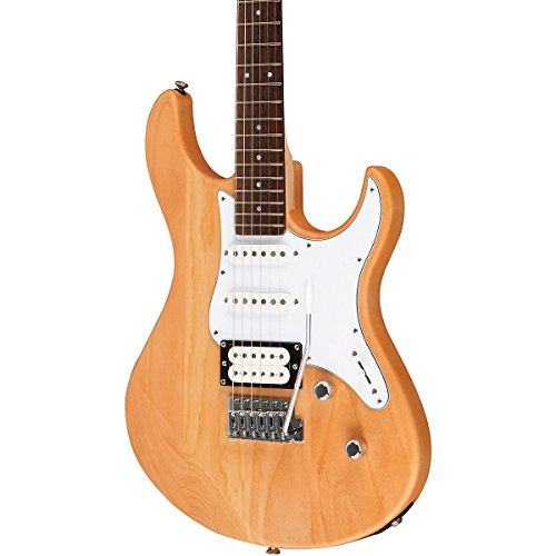yamaha pacifica series pac112v electric guitar natural buy online in ksa musical instruments. Black Bedroom Furniture Sets. Home Design Ideas