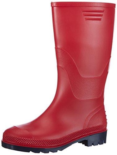 Beck Basic - Botas de agua Hombre Rojo (07)