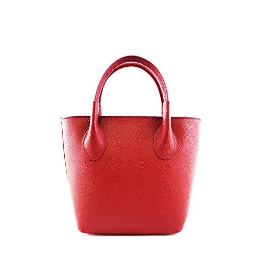 borsa bag N&N fashion leather made in Italy