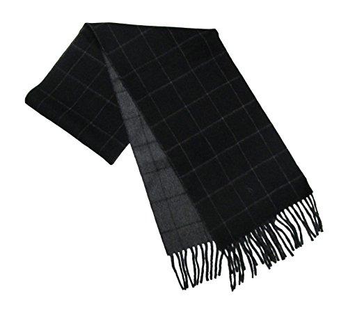 arf Reversible Wool Blend (Black/Charcoal Windowpane) ()
