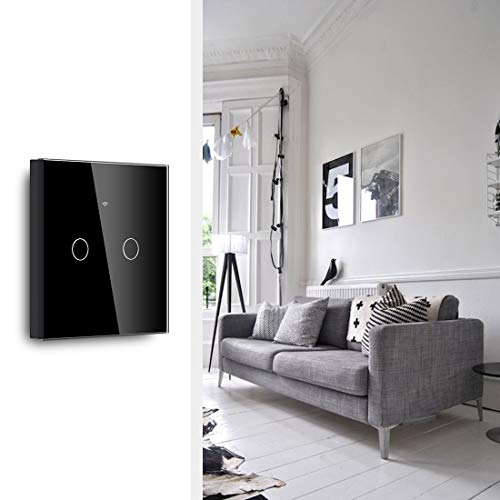 Bseed Wifi Smart Touch Switch Works With Tuya Alexa And