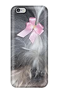 Imogen E. Seager's Shop Best NQC9BWEZNUQNZV94 Ultra Slim Fit Hard Case Cover Specially Made For Iphone 6 Plus- Artistic Shih Tzu In Bows