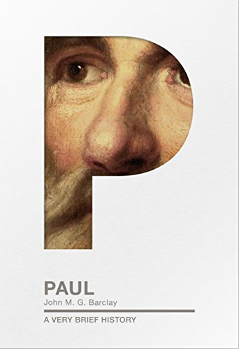 Paul: A Very Brief History by Society for Promoting Christian
