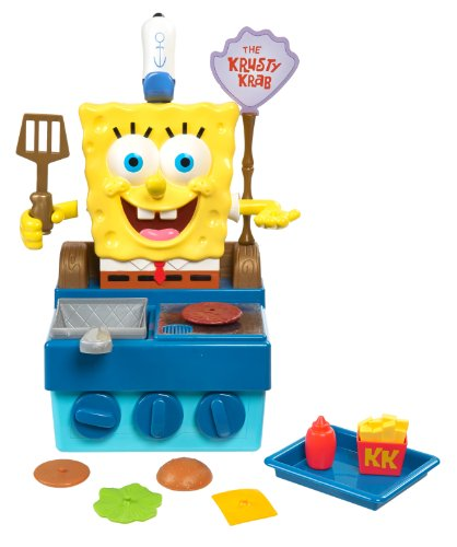 Just Play 82330 Spongebob Krabby product image