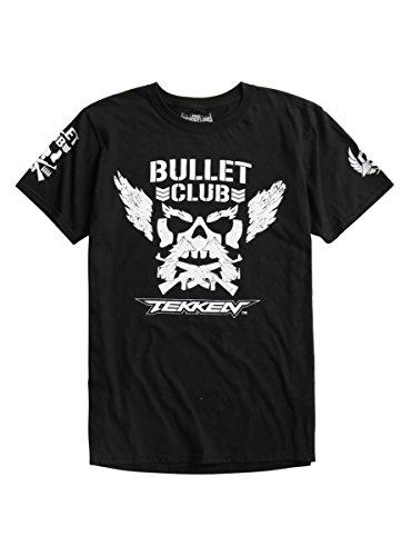 New Japan Pro-Wrestling Bullet Club X Tekken T-Shirt by Hot Topic