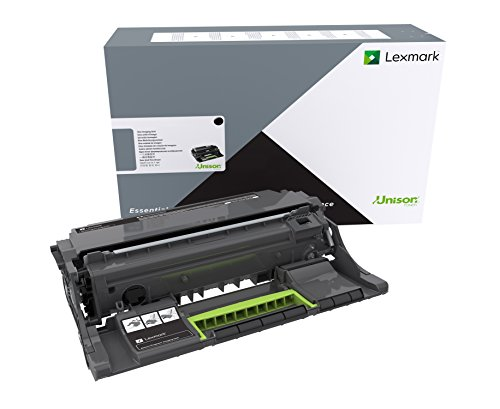 Black Toner Unit - Lexmark Imaging Unit Toner Black (56F0ZA0)