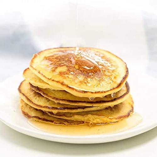 Preparado para Tortitas Low-Carb Raw Pancake sabor Gofre Clean Foods 425 g