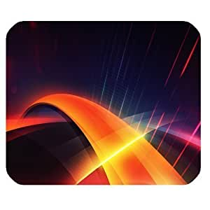 3D Abstract Art Customized Rectangle Mousepad by supermalls