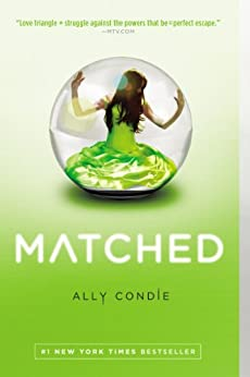 Matched by [Condie, Ally]
