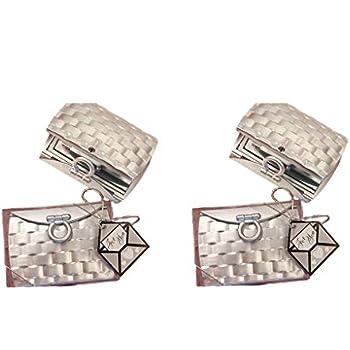 Amazon.com: Espejo compacto con diseño de zapatos para ...
