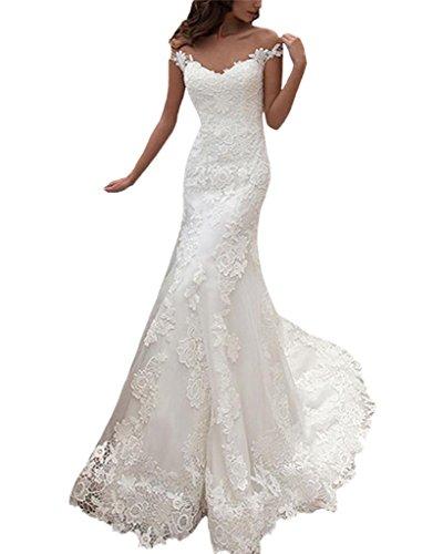 yilis-womens-illusion-neck-cap-sleeve-lace-mermaid-wedding-dress-white16