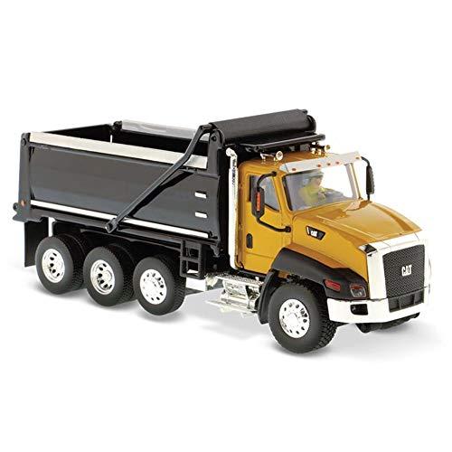 Caterpillar CT660 Dump Truck Yellow Core Classics Series - Caterpillar Truck Construction