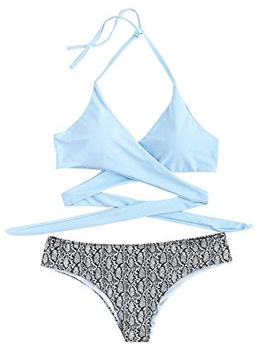 Blue Bikini Sets in Australia - 8