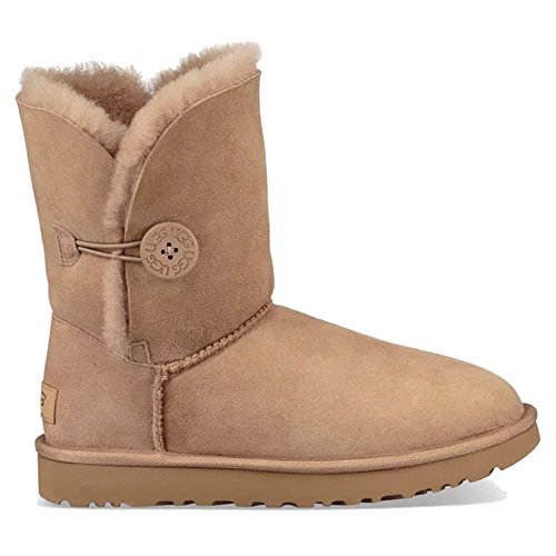 UGG New Women's Bailey Button II Boot Fawn 7 (Uggs Sale)