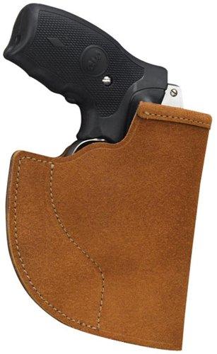 Galco Pocket Protector Holster for Ruger LCP, KelTec P3AT, P32 (Natural, Ambi)