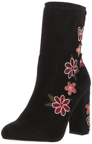 Black Suede Chinese Bombshell Women's Laundry Boot awwXZpIqvn