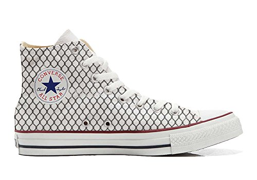 Converse All Star Customized - zapatos personalizados (Producto Artesano) Network