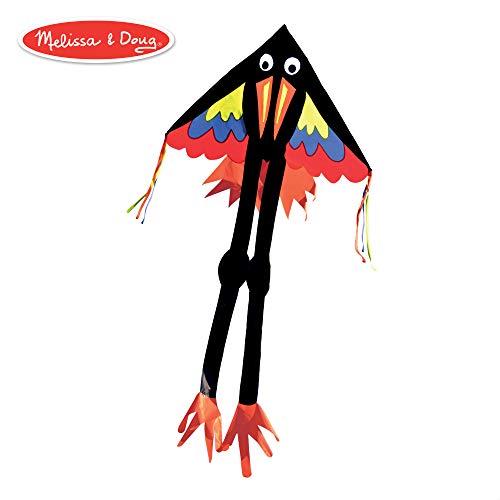 Melissa & Doug Skyrunner Delta Kite Children's Kite