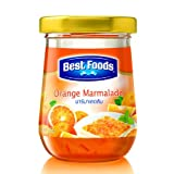 2x Best foods Orange Marmalade Jam 170g.