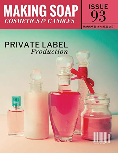Handmade Magazine (Making Soap Magazine - Private Label Production (MAR/APR 2019 Book 93))