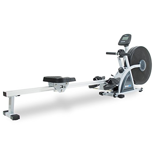 Bodymax Oxbridge HR Folding Air Rowing Machine