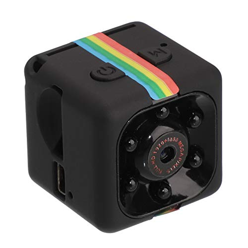Ootori SQ11 HD Camcorder HD Night Vision Mini Camera 1080P Mini DV Camera