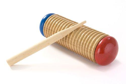 Percussion Plus Wood Shaker/Guiro (Wood Guiro Shaker)