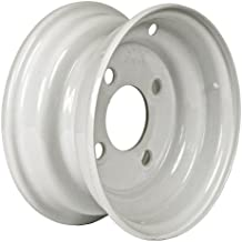 "Martin Wheel R-84 4-Hole Steel Trailer Wheel (8x3.75"" / 4x4"")"