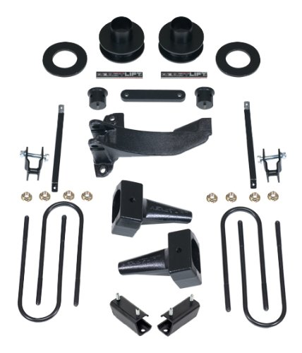 "ReadyLift 69-2511 2.5"" Front/2.0"" Rear Stage 3 SST Lift Kit for Ford F250 Super Duty 2011-Up"