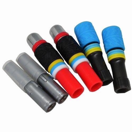ZHIGAO 5095 V.12.0 Non-Slip Spinning Pen DIY Kit (2 pens in the package)