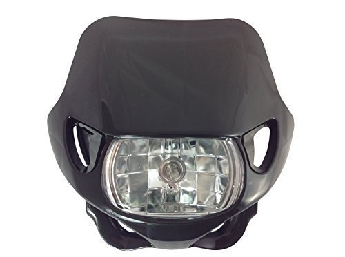Motorbike Headlight 12v 35w For Streetfighter Project Bikes Buy