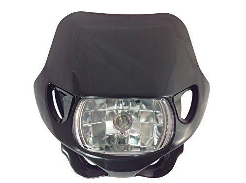 Motorbike Headlight 12v 35w For Streetfighter Project Bikes Buy