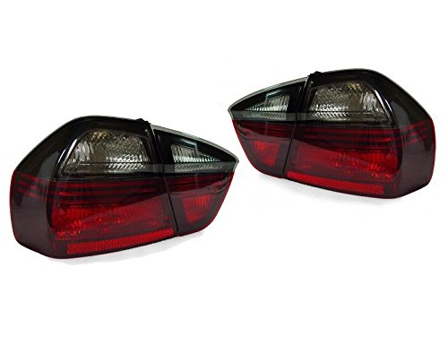 Blackline Led Tail Lights E90 Sedan - 2