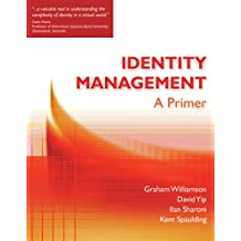 Identity Management: A Primer