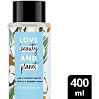 Love Beauty And Planet Shampoo Coconut Water & Mimosa Flower 400 mL