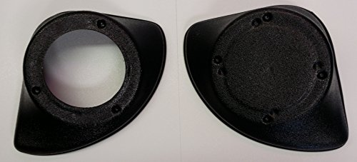(CWT Universal mount speaker pod custom car audio enclosure *MADE IN THE USA* )