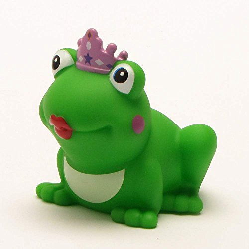 DUCKSHOP |Princess Frog | Bathduck | Rubber Duckie