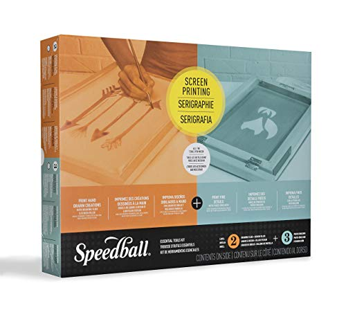 Speedball 004524 Essential Tools Kit]()