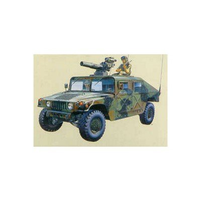 - Aca13250 1:35 Academy M966 Humvee Tow Missile Carrier Model Kit