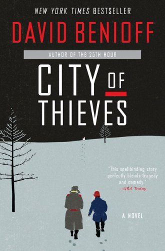Book cover for City of Thieves