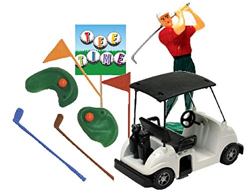 Item#39329B Golf Cart Golf