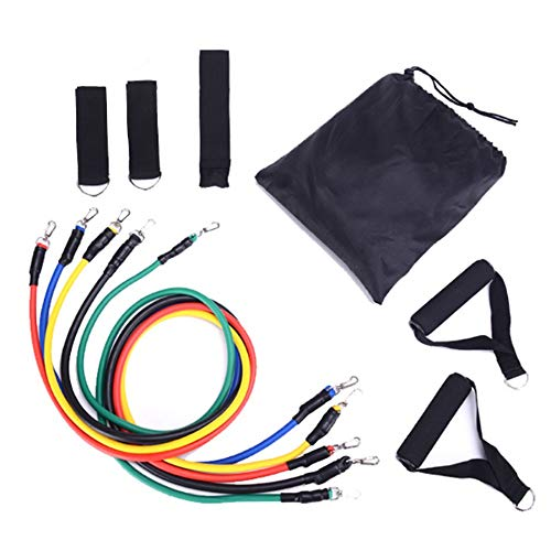 ESOEM Fitness Resistance Band Workout Set Removable Lightwei
