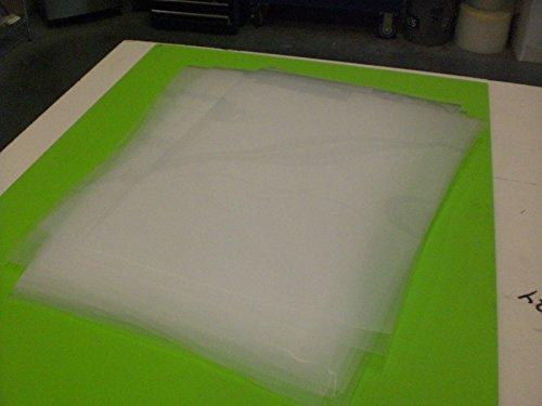 LDPE Low Density Polyethylene Plastic Sheet 12