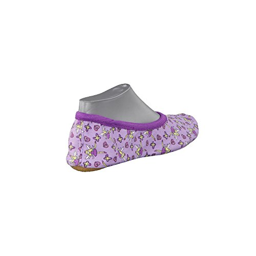 Beck Elfe 239 - Zapatillas de gimnasia, color, talla 35 - morado