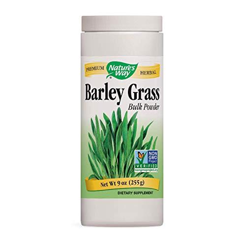 - Nature's Way Barley Grass Bulk, 9 Ounce (Packaging May Vary)