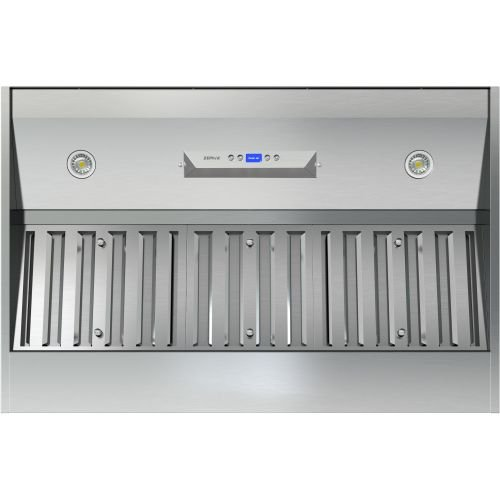 Essentials Monsoon DCBL 715 CFM Range Hood Liner in Stainless (Zephyr Stainless Steel Dishwasher)