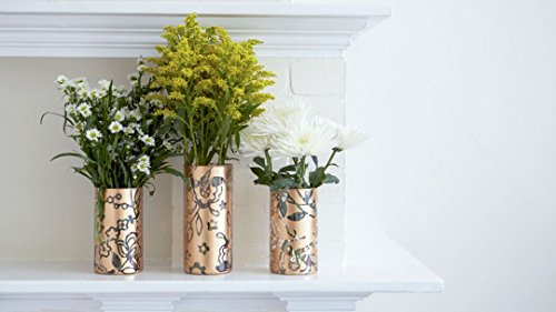Price comparison product image Cricut Crafts: Make Stenciled Vases