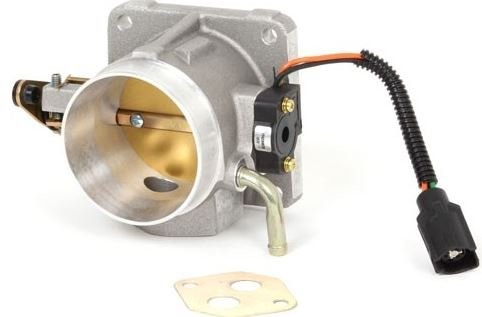 (BBK 1503 75mm Throttle Body - High Flow Power Plus Series for Ford Mustang 5.0L)