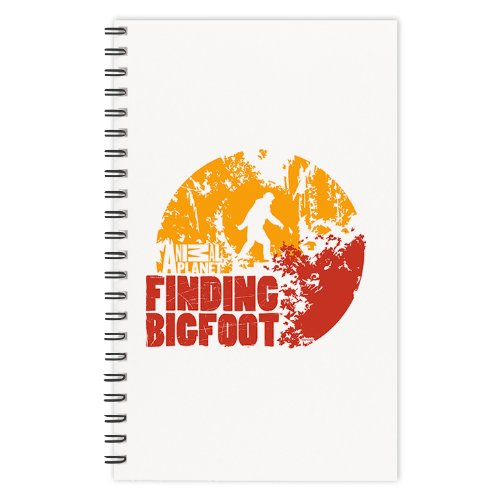 Finding Bigfoot Circle Journal