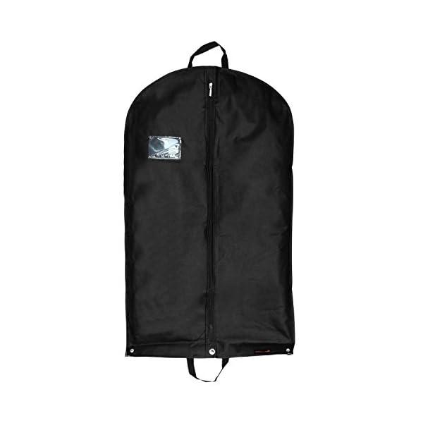 Hangerworld – Custodia per abiti – Borsa porta abiti da viaggio (100 ... 7a8cfc12a32